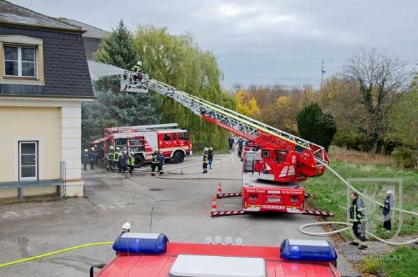 20151107 24h FJ FFBS Übung Wohnhausbrand